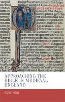 Approaching the Bible in Medieval...