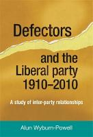 Defectors and the Liberal Party...