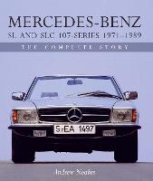 Mercedes-Benz SL and SLC 107-Series...