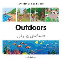 My first bilingual book - Outdoors