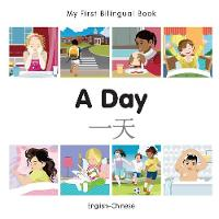 My First Bilingual Book - A Day -...