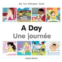 My first bilingual book - A day