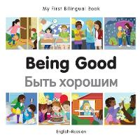 My first bilingual book - Being good