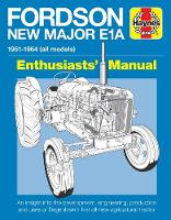 Fordson New Major E1A Enthusiasts'...