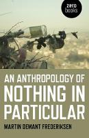 Anthropology of Nothing in ...