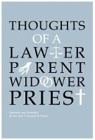 Thoughts Of A Lawyer, Parent, ...
