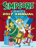 The Simpsons: Annual: 2017