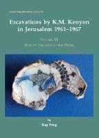 Excavations by K.M. Kenyon in...