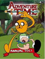 Adventure Time Annual 2017