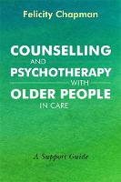 Counselling and Psychotherapy with...