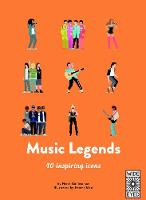 Music Legends: Meet 40 pop and rock...