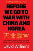 Before We Go To War With China And...