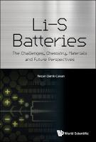 Li-s Batteries: The Challenges,...