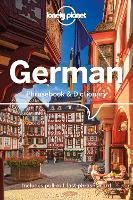 Lonely Planet German phrasebook &...