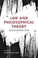 Law and Philosophical Theory: ...