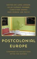 Postcolonial Europe: Comparative...