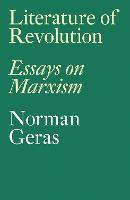 Literature of Revolution: Essays on...