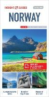 Insight Guides Travel Map Norway