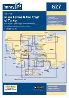 Imray Chart G27: Nisos Lesvos & the...