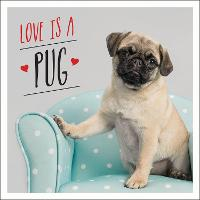 Love is a Pug: A Pugtastic ...