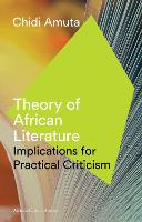 Theory of African Literature:...