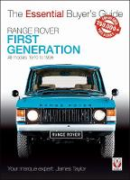 Range Rover - First Generation models...