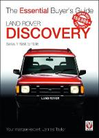 Land Rover Discovery Series 1 1989 to...