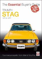 Triumph Stag: The Essential Buyer's...