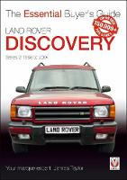 Land Rover Discovery Series II 1998 ...