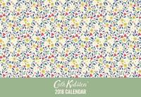 2018 Littlemore Flowers Wall Calendar