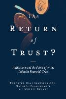 The Return of Trust?: Institutions ...