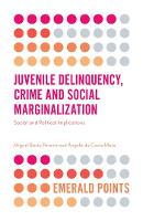 Juvenile Delinquency, Crime and ...