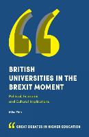 British Universities in the Brexit...