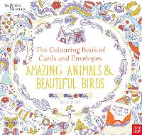 British Museum: The Colouring Book of...