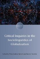Critical Inquiries in the...