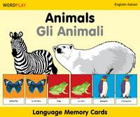 Language Memory Cards - Animals