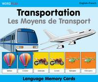 Language memory cards, English-French...