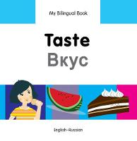 My first bilingual book - Taste