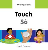 My first bilingual book - Touch