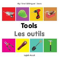 My first bilingual book - Tools / Les...