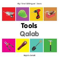 My first bilingual book - Tools