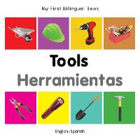 My first bilingual book - Tools /...