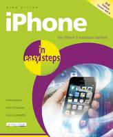 iPhone in Easy Steps, Covers IOS 6:...