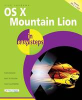 OS X Mountain Lion in Easy Steps