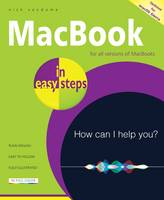 Macbook in Easy Steps: Covers Macos...