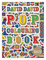 David David Pop Colouring Book