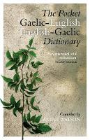 The pocket English<>Gaelic dictionary