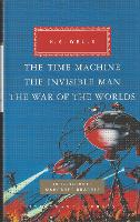 The Time Machine, The Invisible Man,...