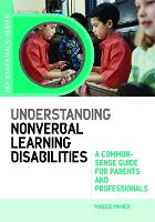 Understanding Nonverbal Learning...
