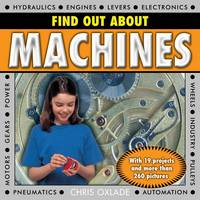 Find Out About Machines: With 19...